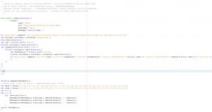 kod javascript dla schematu danych bdot10k przetwarzający do html